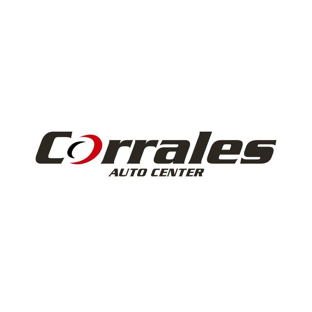 Criação de Logotipo - Redesenho de Logotipo - Corrales AutoCenter - Pelotas - 2017