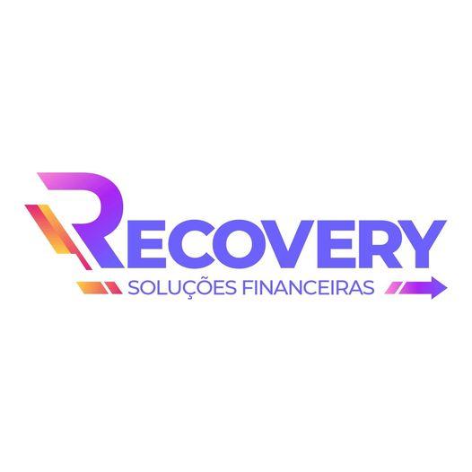 Criação de Logotipo para Recovery Soluções Financeiras