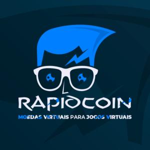 Arte de Perfil para as Redes Sociais da RapidCoin Curitiba