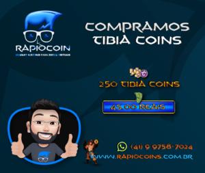 Arte de Publicação Personalizada para Redes Sociais criada para RapidCoin Curitiba